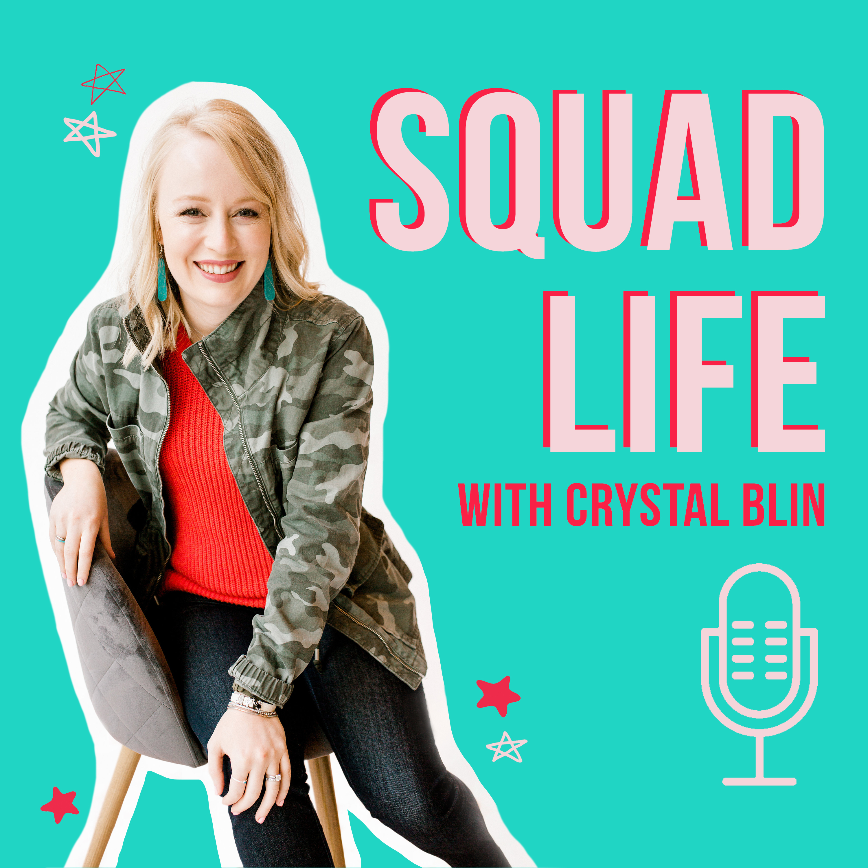 The Squad Life show art