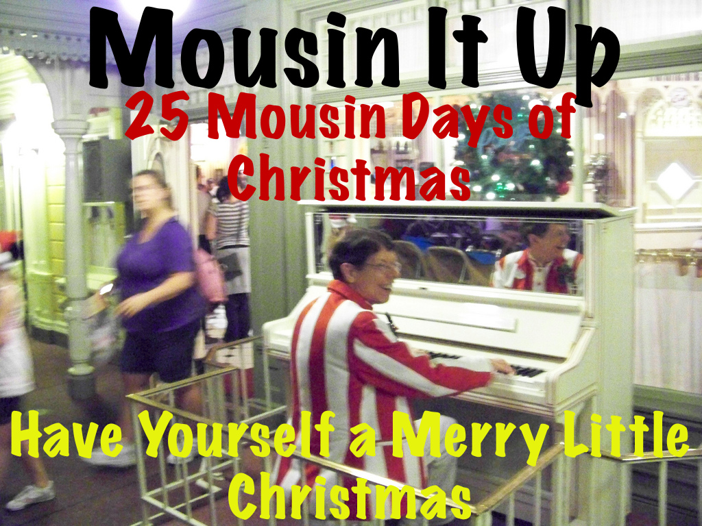 25 Mousin Days of Christmas - Day 9 Have Yourself A Merry Lhttp://www.flickr.com/photos/bigbrian-nc/sets/72157623183912882/ittle Christmas