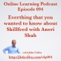 Artwork for OLP094 Everything that you wanted to know about Skillfeed with Aneri Shah