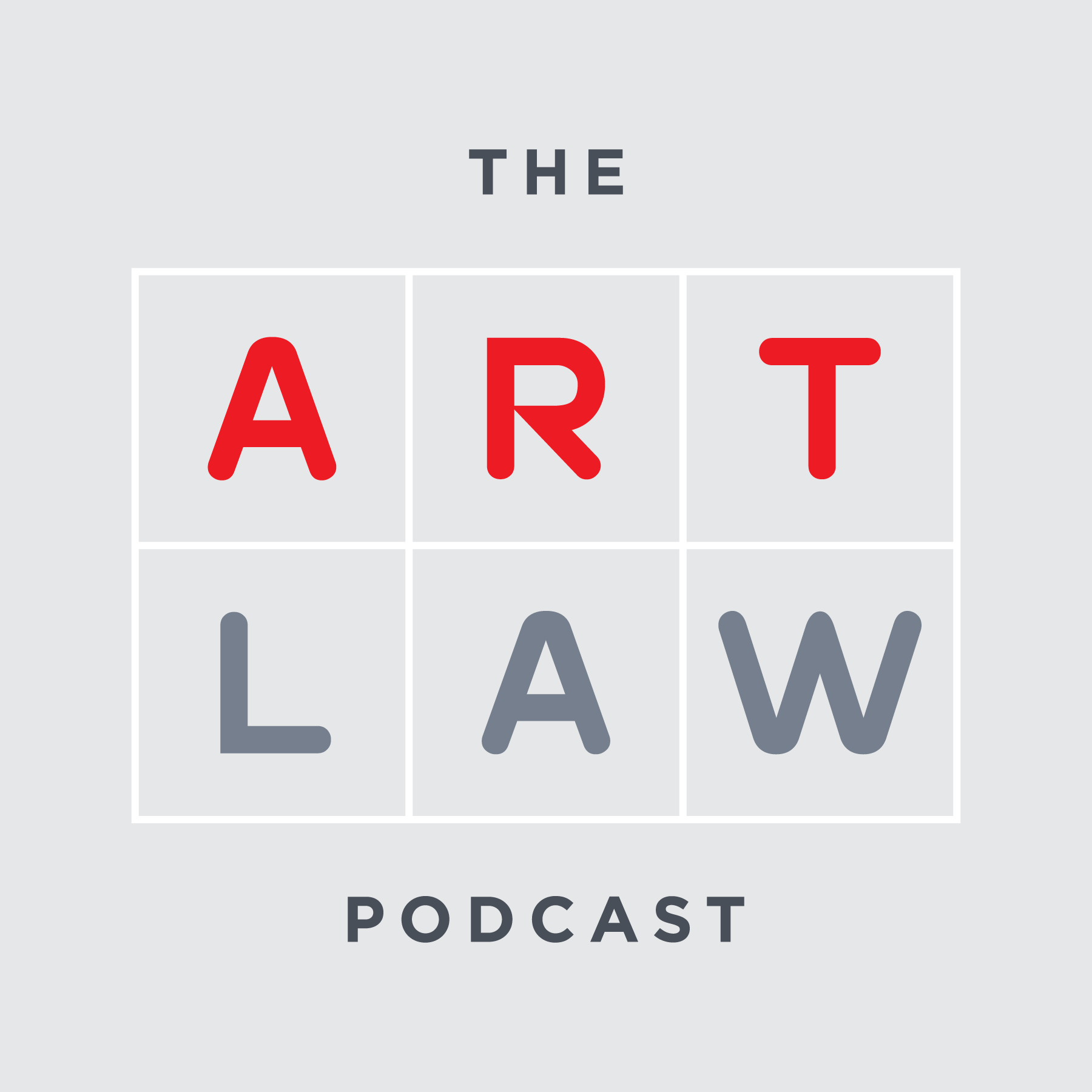 The Art Law Podcast show art