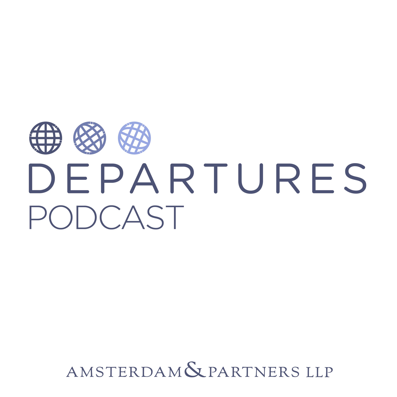 Departures with Robert Amsterdam show art