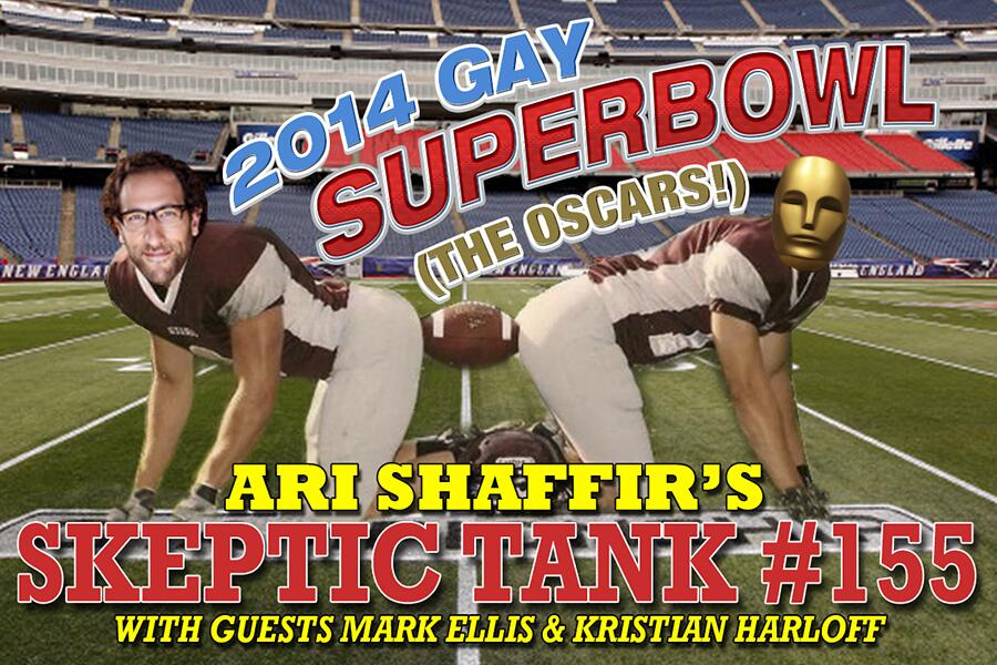 #155: The 2014 Gay Super Bowl; The Oscars (@SchmoesKnow)