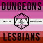 Artwork for Dungeons & Lesbians 10: Artistic Differences