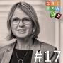 Artwork for #17 Vad gör en riksbibliotekarie egentligen? Karin Grönvall om utmaningar, UX och Barbapapa