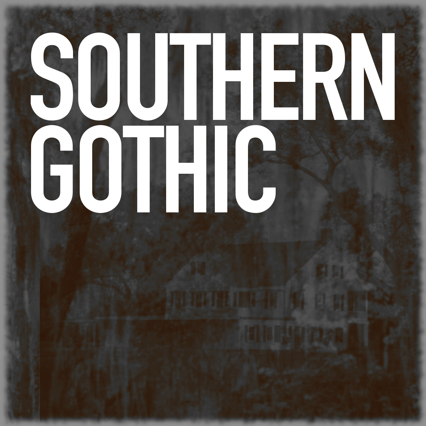 Southern Gothic show art