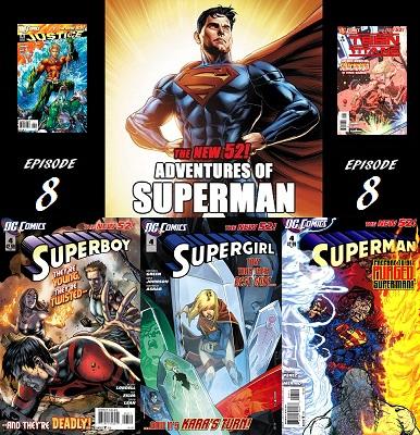 08 Superboy Supergirl Superman 4