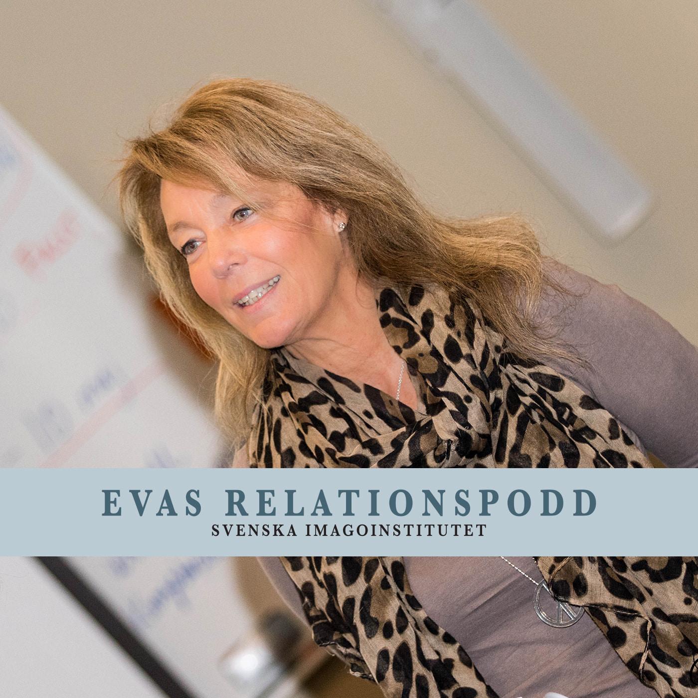 Evas Relationspodd show art