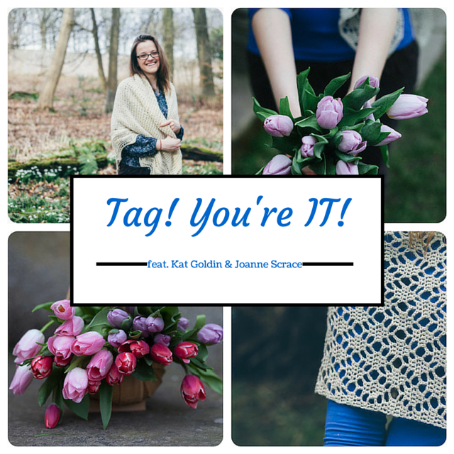 Tag! You're IT! Featuring Kat Goldin & Joanne Scrace