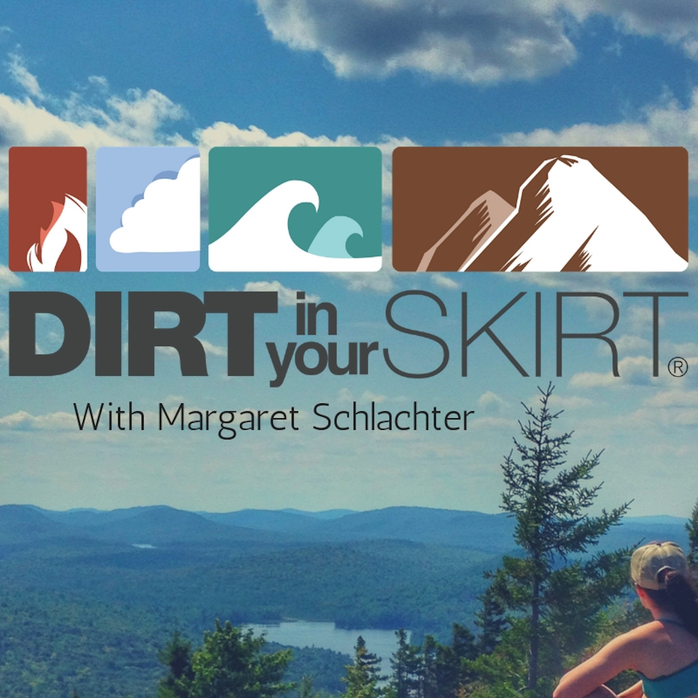 Dirt in Your Skirt  show art