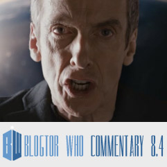 Doctor Who 8.4 - Listen - Blogtor Who Commentary