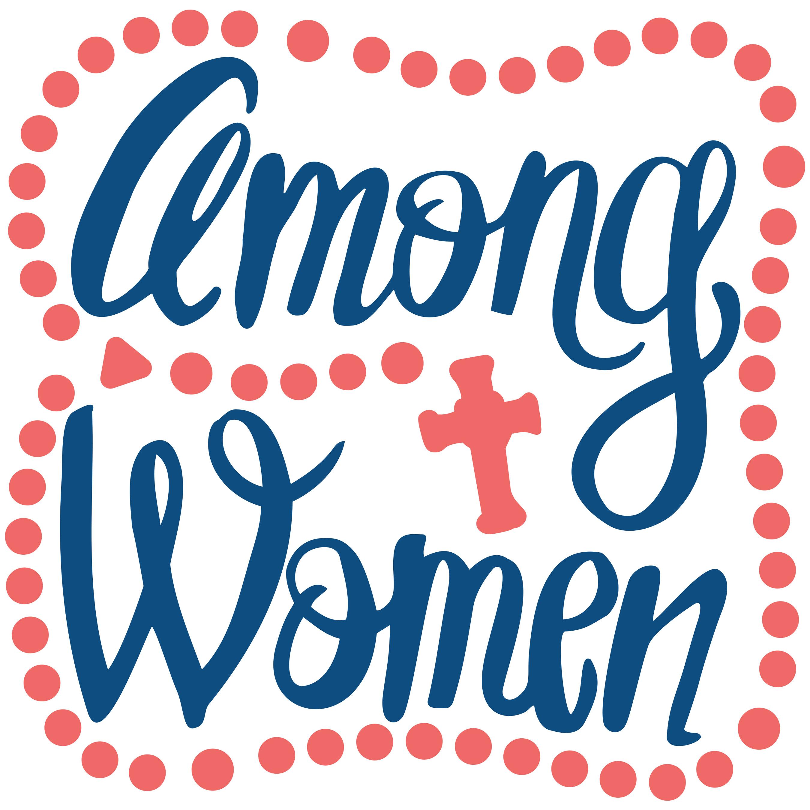 Among Women Podcast show art
