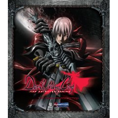 Upcoming Anime Blu-Ray Releases & Devil May Cry Deal