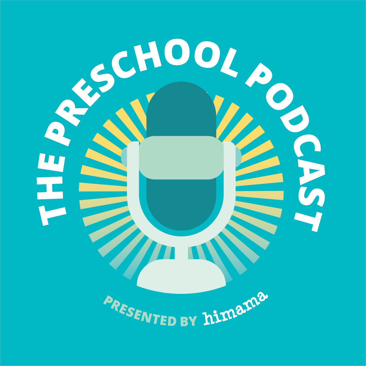 The Preschool Podcast show art