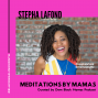 Artwork for Full Moon/Shedding Meditation featuring Stepha LaFond