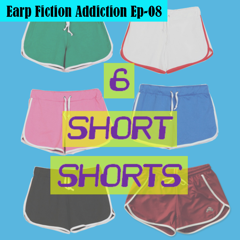 Artwork for Six Short Shorts