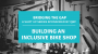Artwork for Building an Inclusive Bike Shop