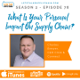 Artwork for SEA 2, EP 78 - What is your Personal Impact on Supply Chain?