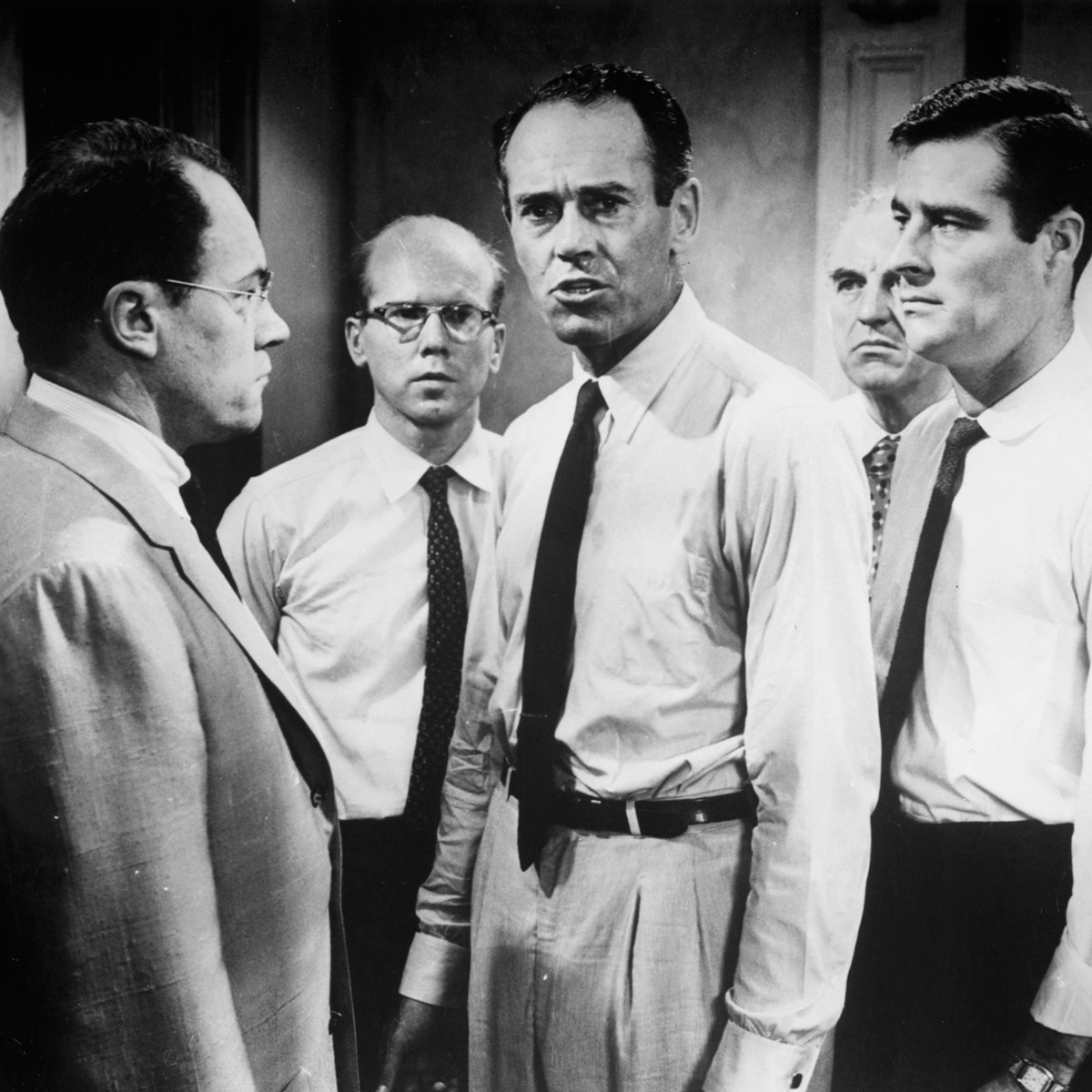 ISTYA 12 Angry Men review 1957