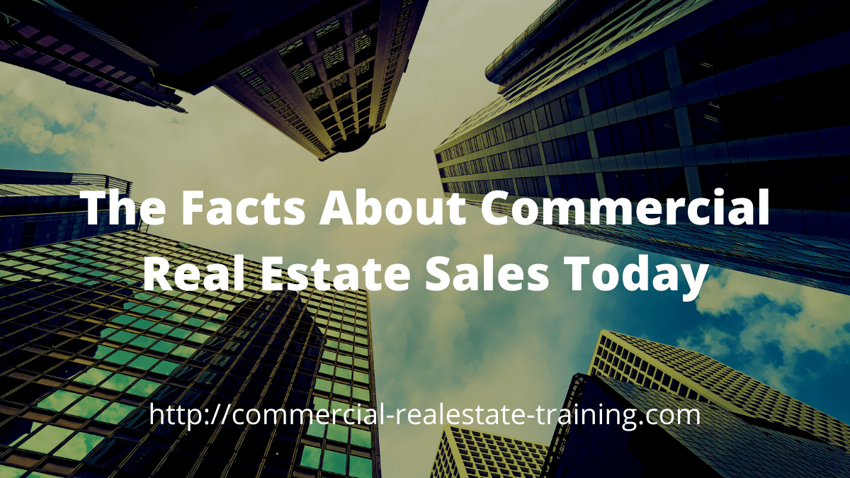 city buildings in commercial real estate brokerage