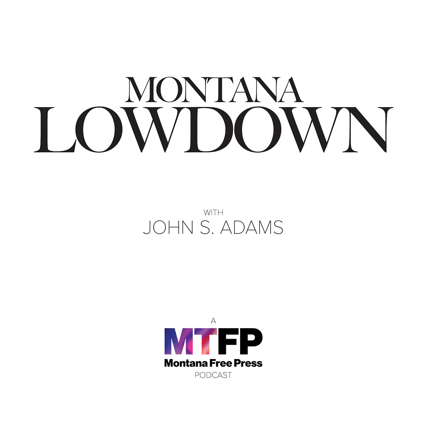 Montana Lowdown show art
