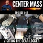 Artwork for Center Mass #42: A visit to the gear locker and product reviews