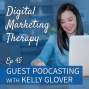Artwork for Ep 45 | Guest Podcasting with Kelly Glover
