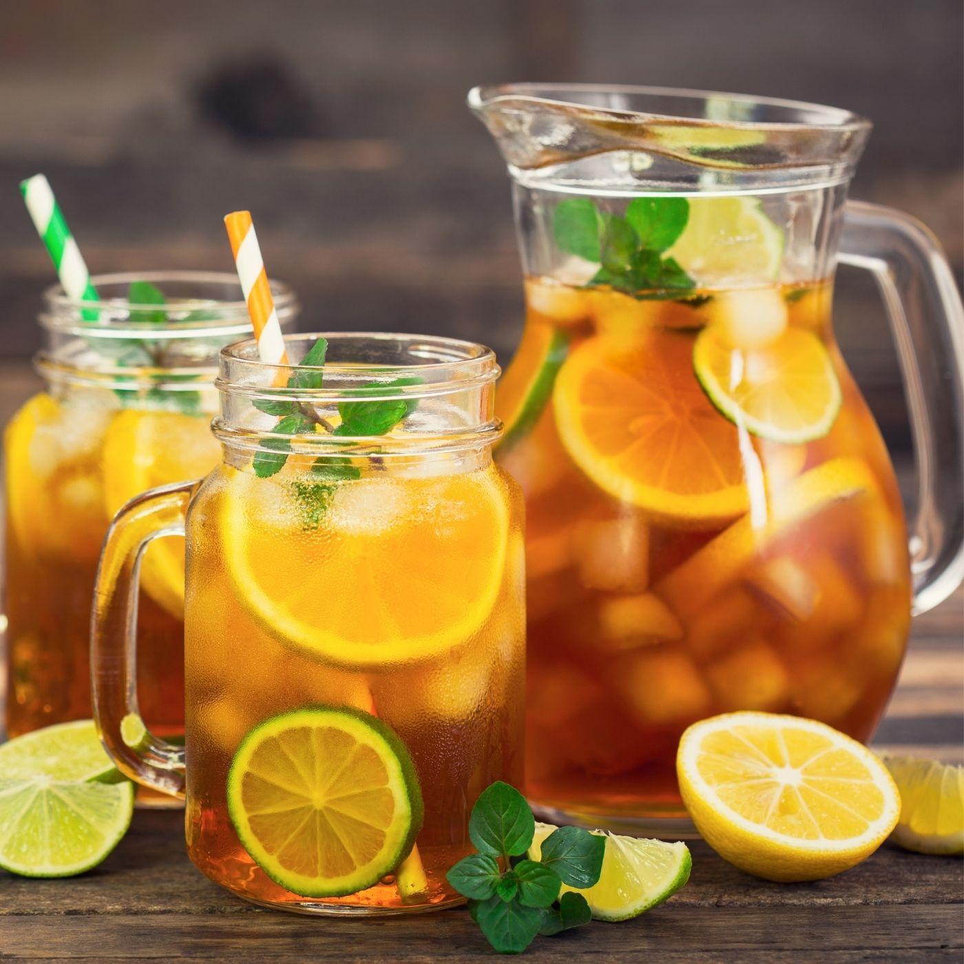 How to Make Southern Sweet Tea?