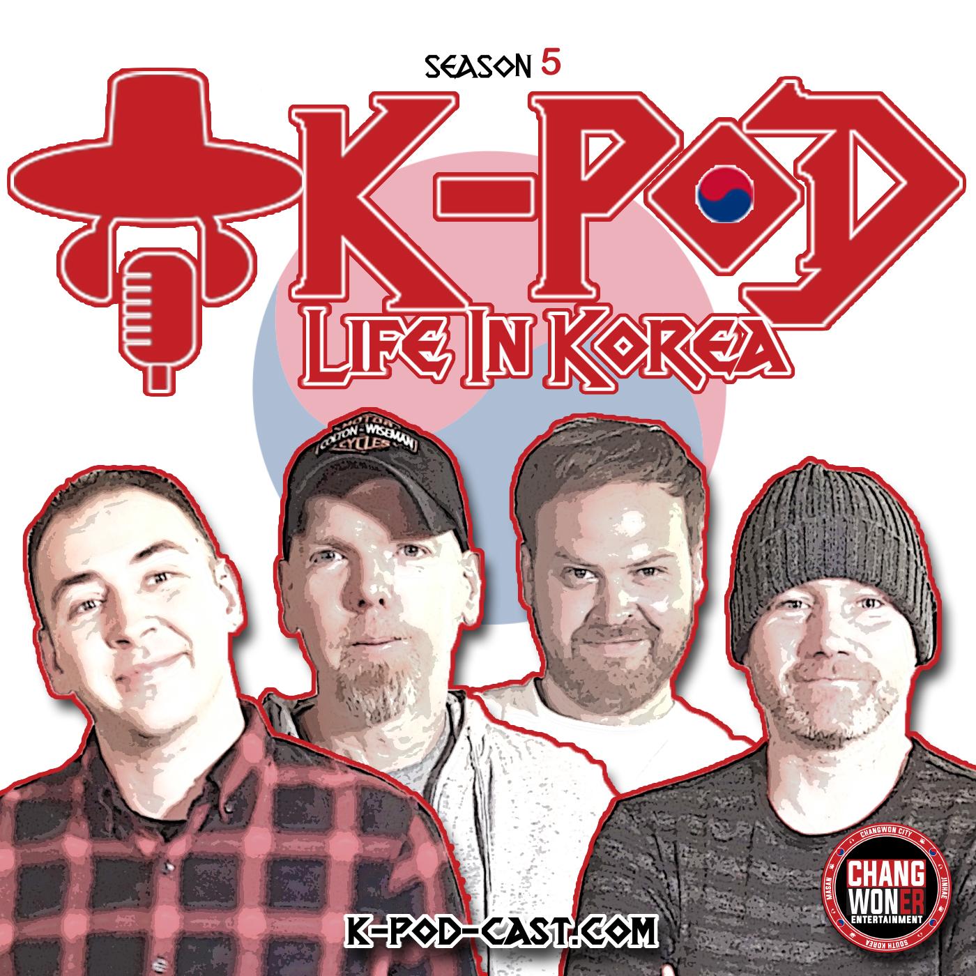 K-PoD: Life In Korea show art