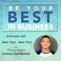 Artwork for EP020 - New Year - New You with Fitness Expert Tommy Gentleman