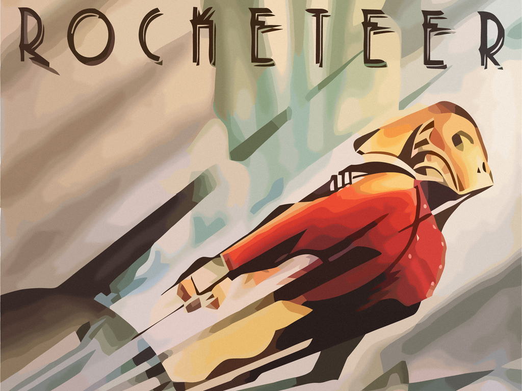 Episode 49- The Rocketeer