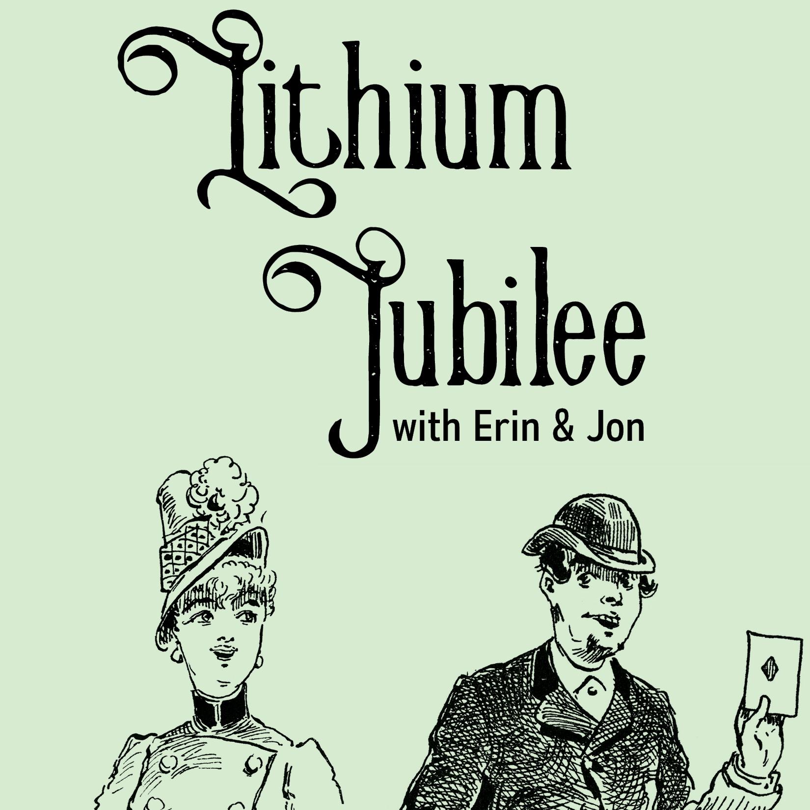 Lithium Jubilee show art