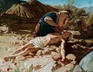 FBP 418 - Be A Samaritan