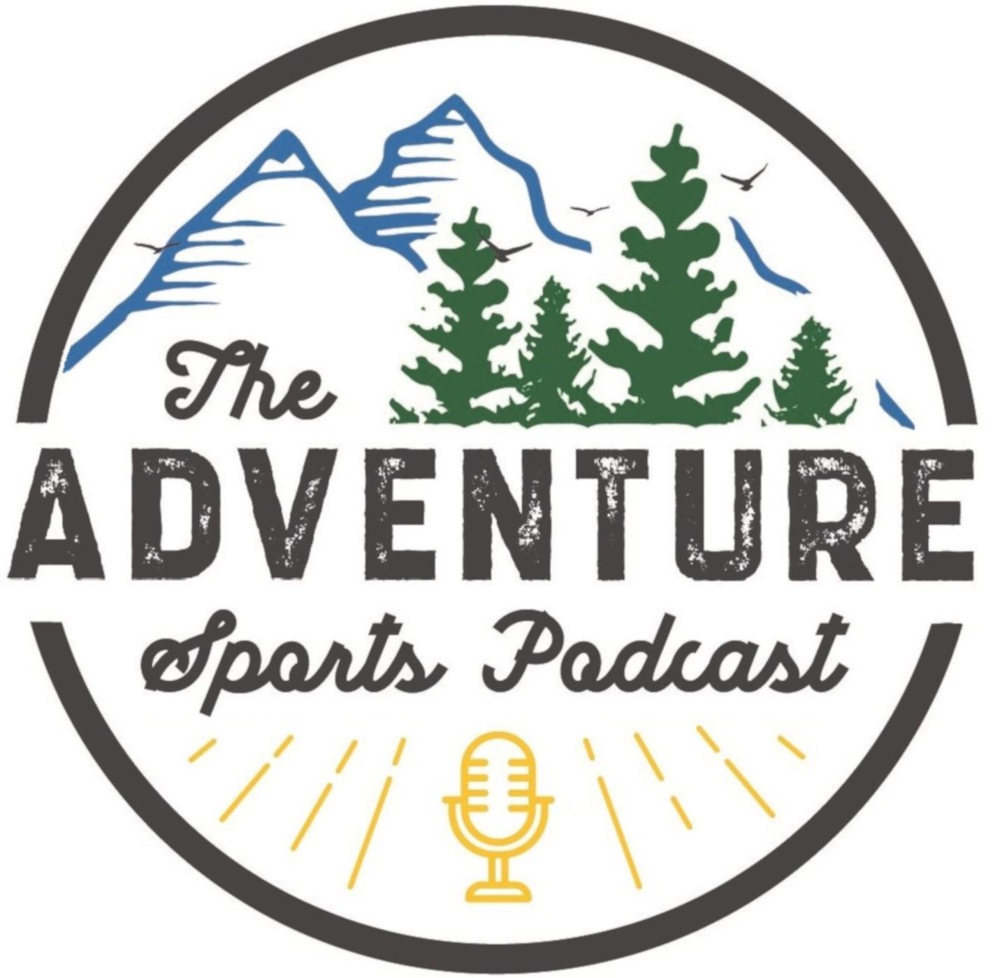 Adventure Sports Podcast show art