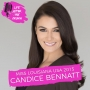 Artwork for Miss Louisiana USA 2015 Candice Bennatt - Surviving Domestic Violence And Becoming A Lawyer