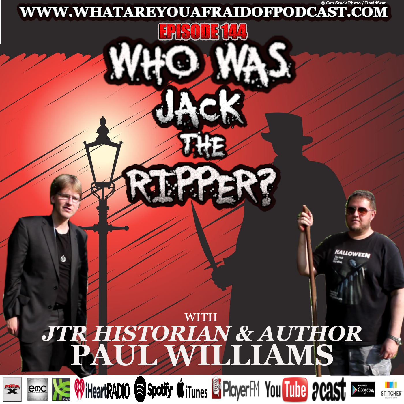 144 - WHO WAS JACK THE RIPPER?