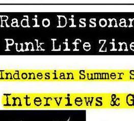 08.13.13 Rebekah Moore, Balinese Scholar, and Punk Life Zine