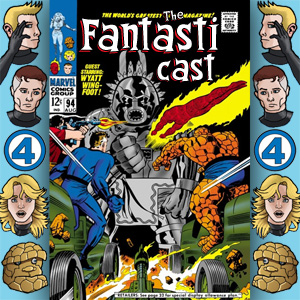 Episode 94: Fantastic Four #80 - Where Treads The Living Totem!