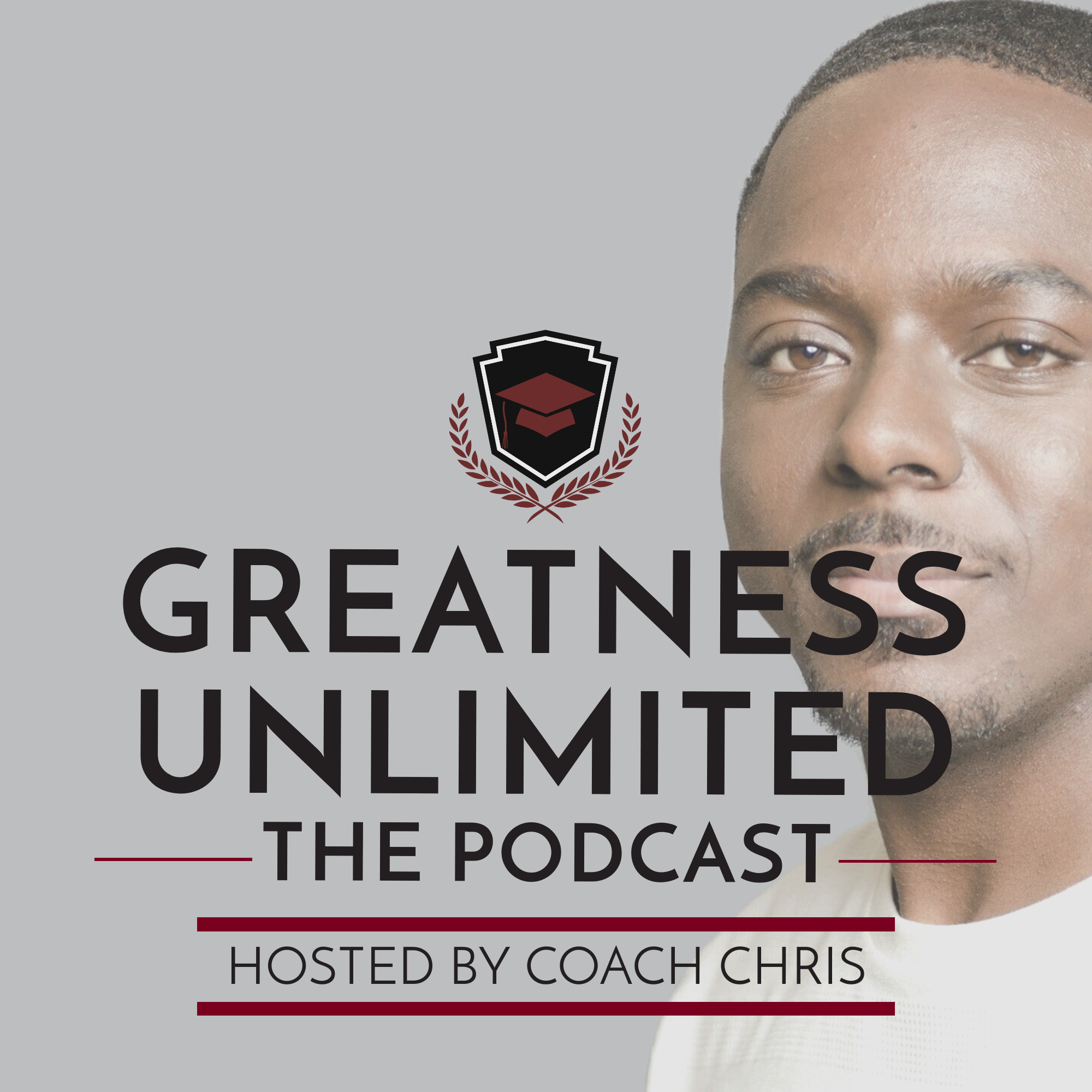 The Greatness Unlimited Podcast show art