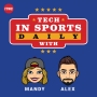Artwork for Predicting the near and far-future of tech in sports - Tech in Sports Ep. 52