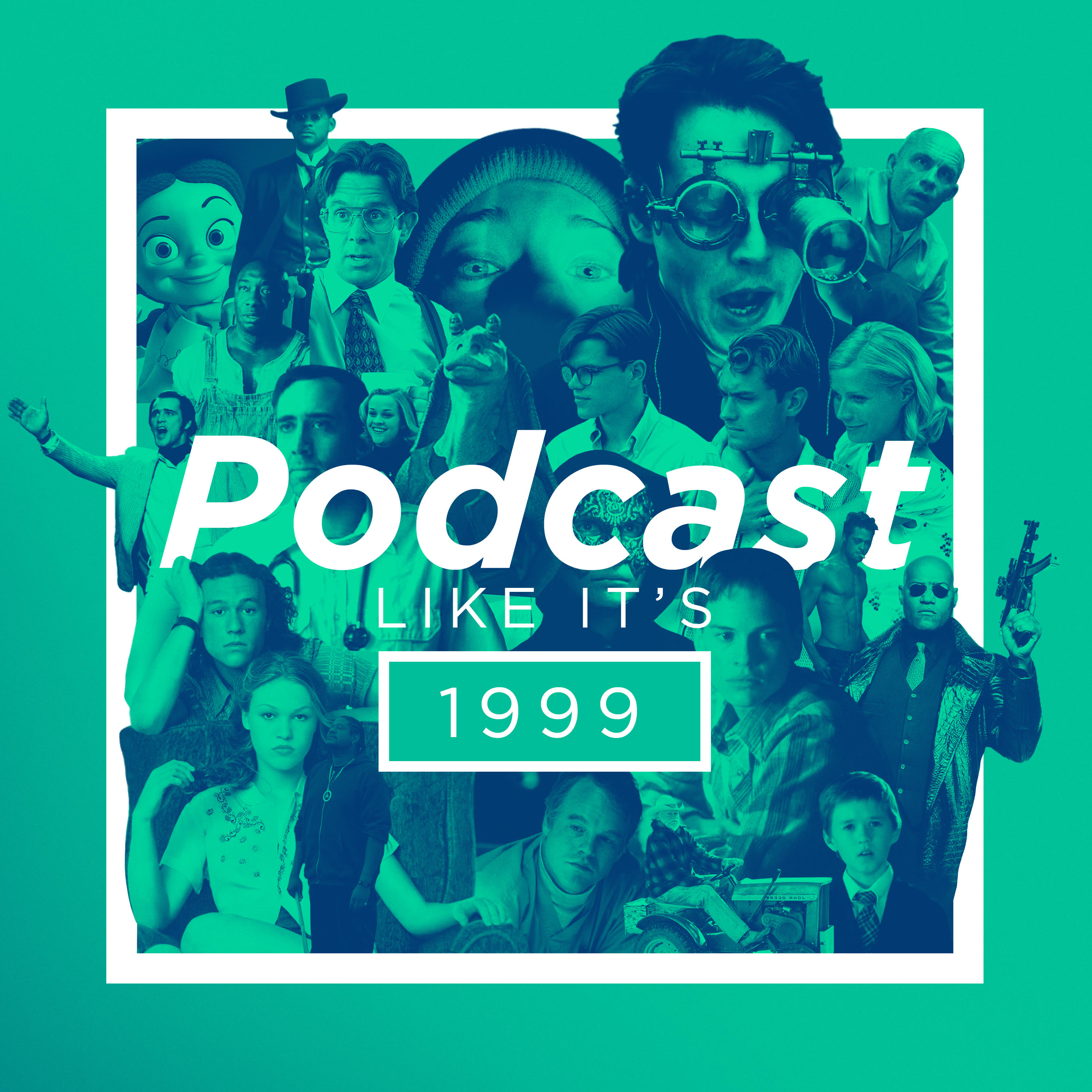 Podcast Like It's 1999 show art