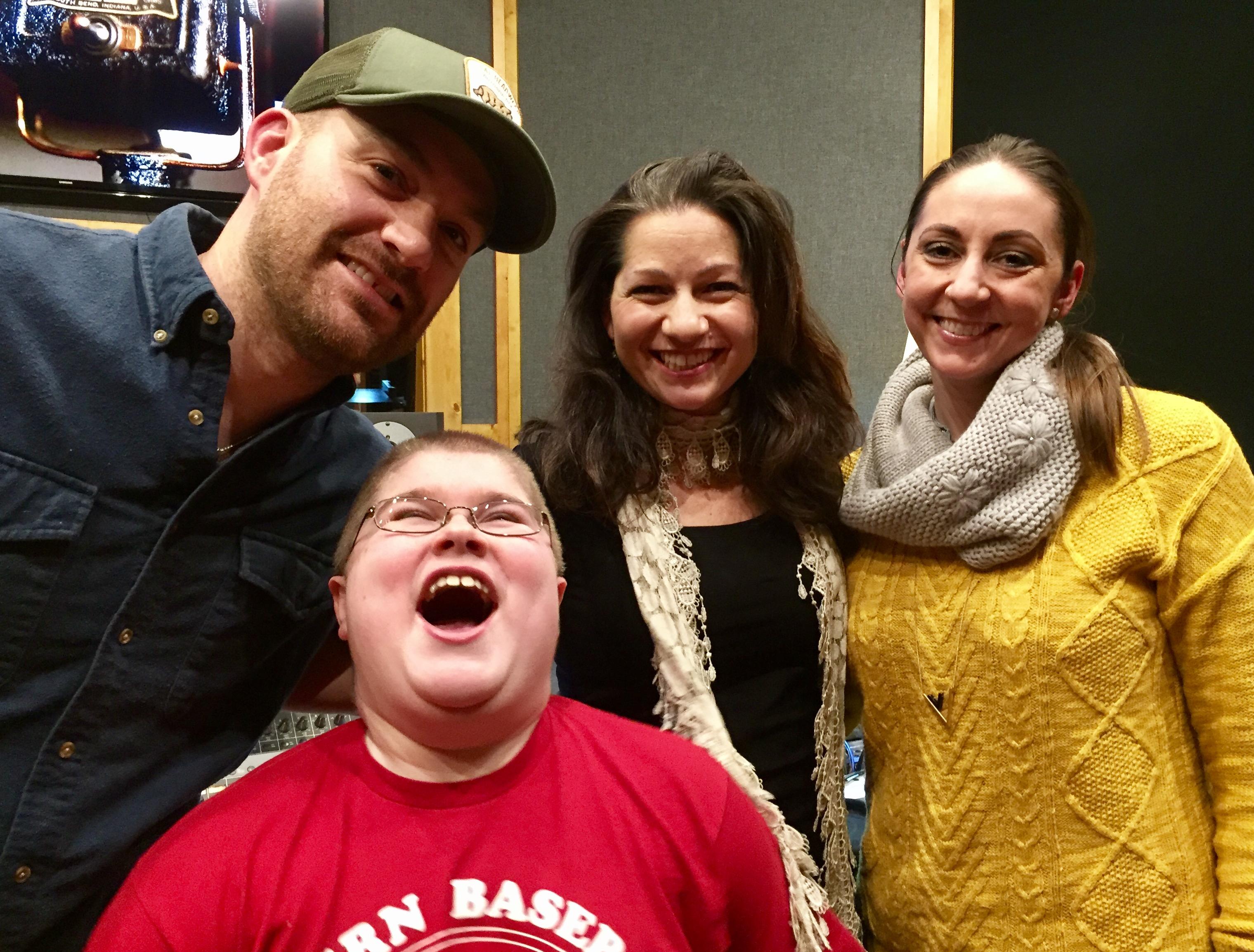 181 - Allison Shapira,  Joshua Kirk, Lindsey Clark