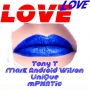 Artwork for Episode 11 - Tony T (feat Mark Android Wilson, UniQue & mPHATic): LOvelove! - Exclusive World Podcast Release