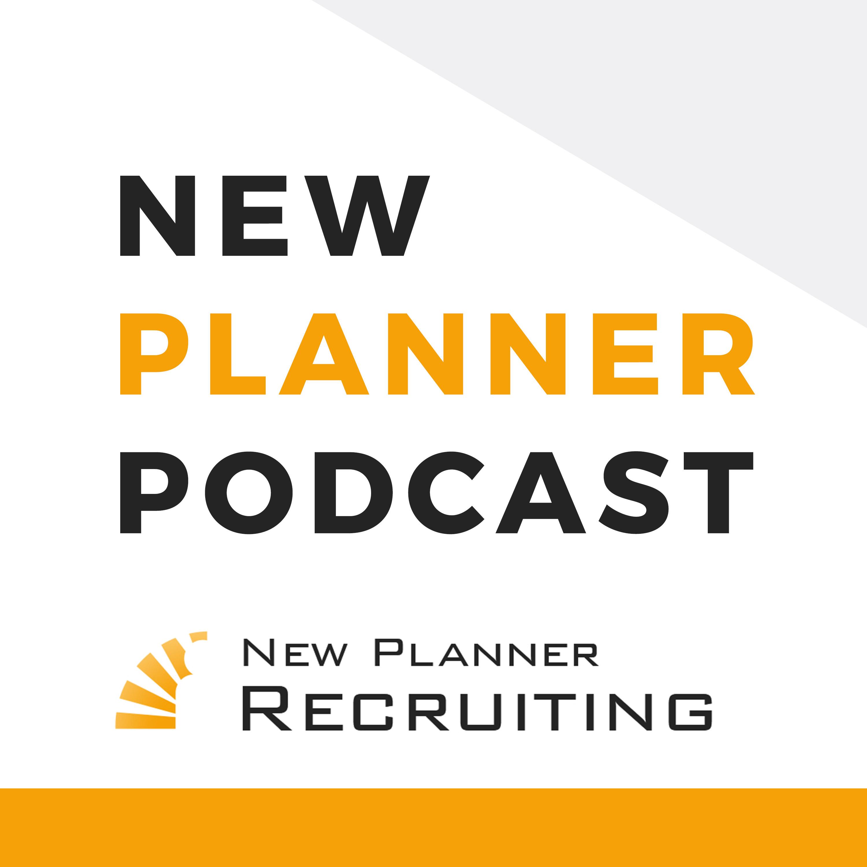 New Planner Podcast show art