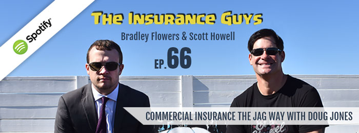 Insurance Guys | Doug Jones | Ep66