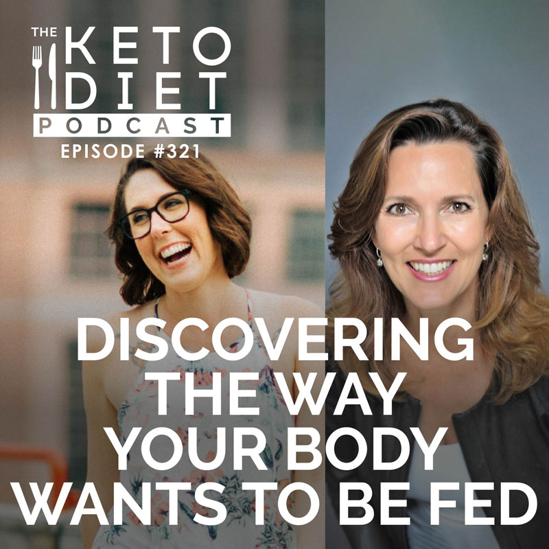 #321: Discovering the Way Your Body Wants to Be Fed with Dr. Lois Nahirney