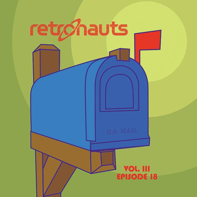 Retronauts Vol. III Episode 18: Video Game Media