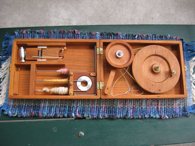 YST Episode 36 Spinning on a Charkha