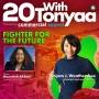 Artwork for Fighter For The Future w/Sen. Raumesh Akbari | 20 With TONYAA | KUDZUKIAN