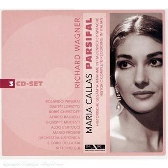 Maria Callas as Kundry