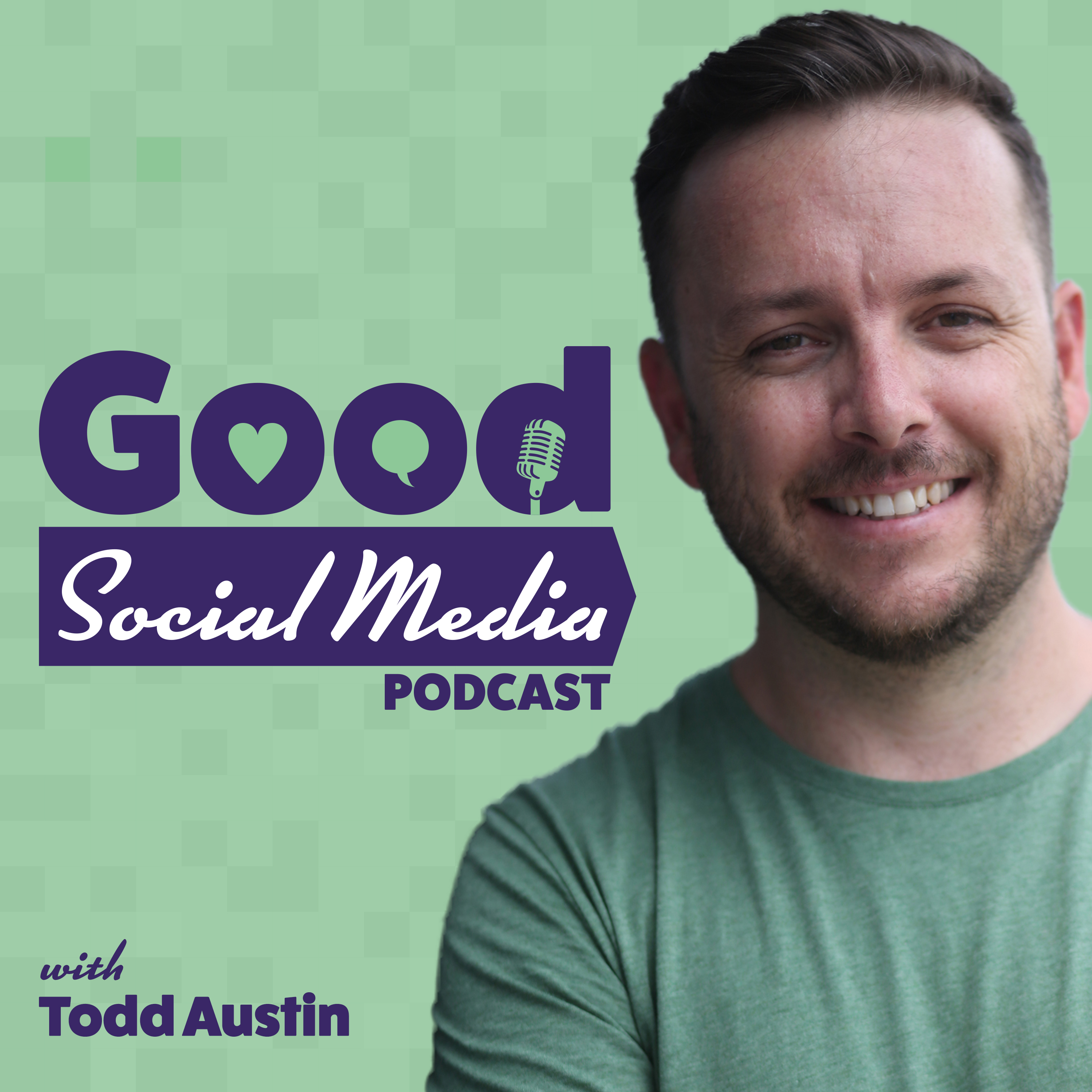 Good Social Media Podcast show art